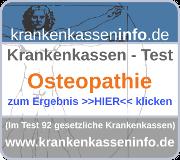 Kostenübernahme Osteopathie Krankenkasse - Liste der ...